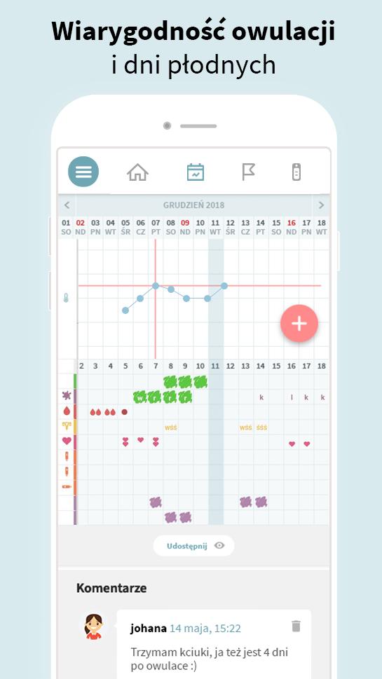 aplikacja ovufriend